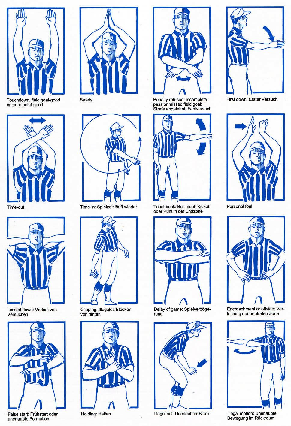 Football Regeln
